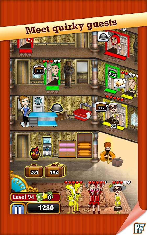 Hotel Dash Deluxe Screenshot 9