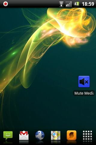 Simple Media Muter