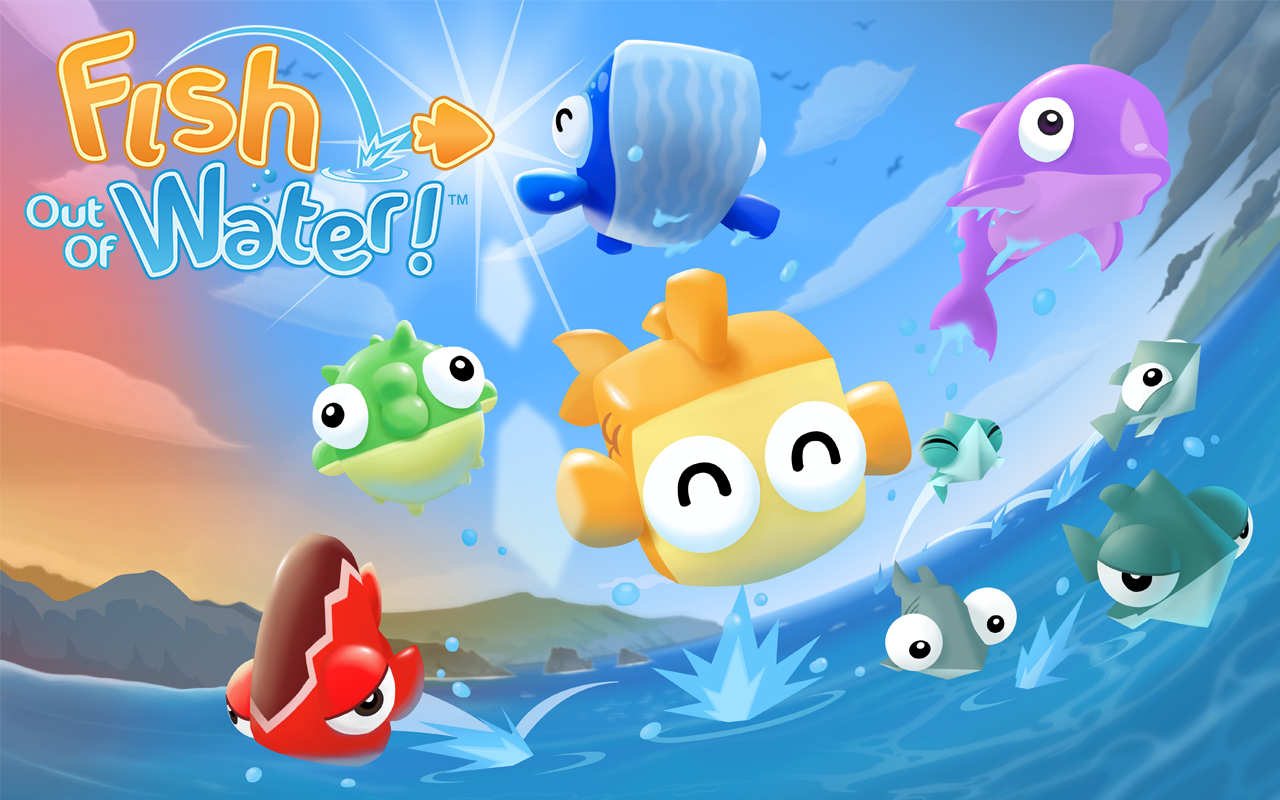 Fish Out Of Water! Screenshot 5