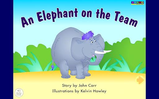 An Elephant on the Team
