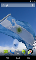 Screenshot of Flag of Argentina