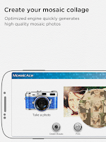 Screenshot of Mosaic Photo Creator-MosaicAce