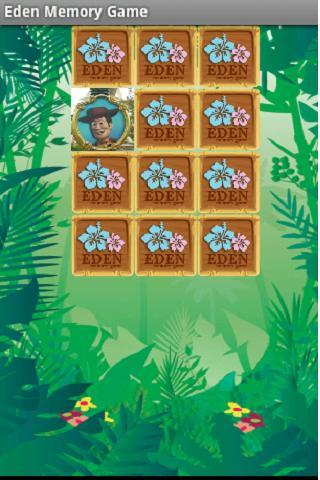 Eden Memory Game