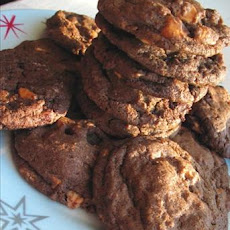 Chocolate Butterscotch Chip Cookies