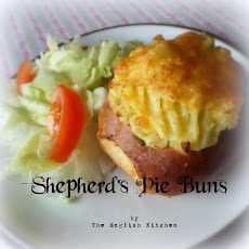 Shepherd's Pie Buns