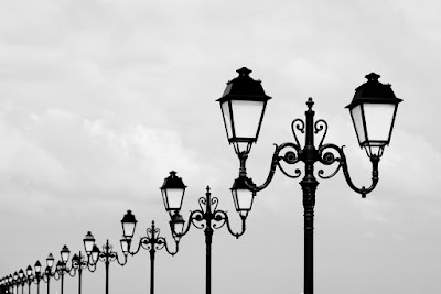 lampadaires images