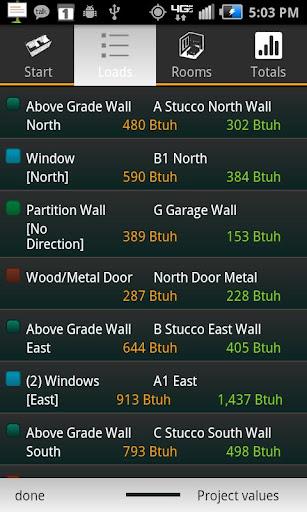 【免費商業App】HVAC Buddy® Load Calc-APP點子