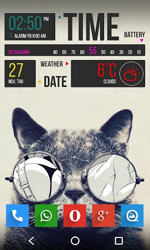 Stun Zooper Widgets 2 - screenshot