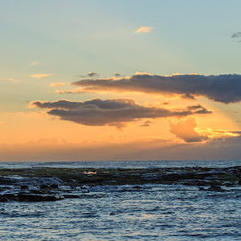 Sunrise by Jaki Shipp - Novices Only Landscapes ( colour, australia, cowrie hole, nsw, newcastle, sunrise )