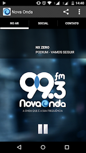 Nova Onda - screenshot