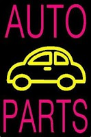 Screenshot of AutoParts