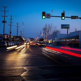 Detour by Ron Meyers - Transportation Roads