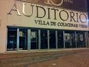 Auditorio CV