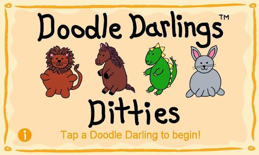 Doodle Darlings Ditties