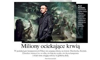 Screenshot of Forbes Polska