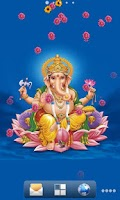 Screenshot of Ganesh Aradhana Live Wallpaper