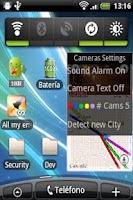 Screenshot of Traffic Cams Widget Demo