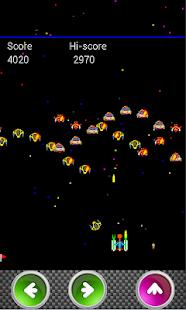Galatic Attack- screenshot thumbnail