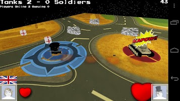 Screenshot of Tank Legends