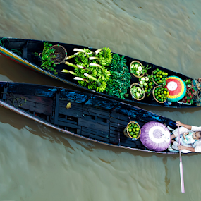 Floating Market by Lay Sulaiman - City,  Street & Park  Markets & Shops (  )