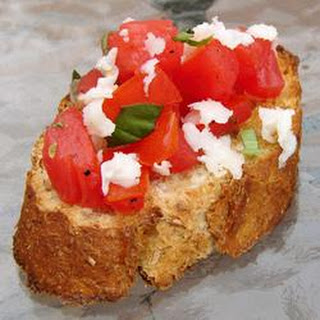 Angel's Yummy Bruschetta