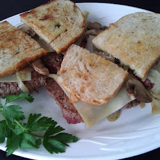 The Ultimate Steak Sandwich--Watch Out