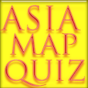 Asia Map Quiz icon