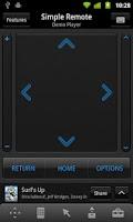 Screenshot of Media Remote(OLD)