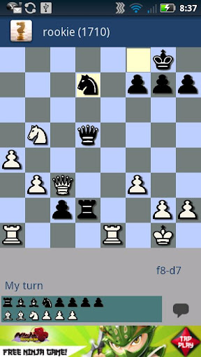 chess-time-multiplayer-chess for android screenshot