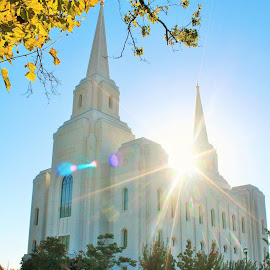 Brigham City Utah Temple by Ana Hernandez-Miller - Buildings & Architecture Places of Worship ( #ilovethisphoto, #ilovetoseethetemple, #utahtemples, #brighamcitytemple, #ldstemple )