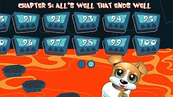 Screenshot of Maze Puzzle: Puppy Run FREE