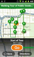 Screenshot of Chicago City Guide