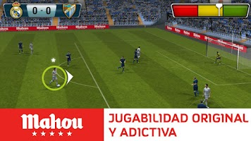 Screenshot of Fútbol Stars