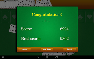 Screenshot of Classic Spider Solitaire