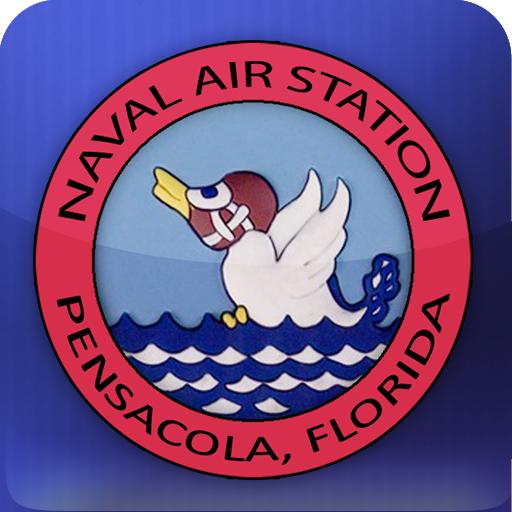 NAS Pensacola Directory LOGO-APP點子