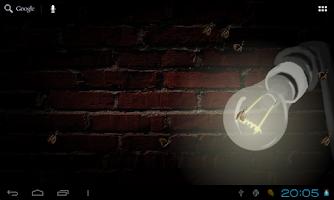 Screenshot of The Lamp - live wallpaper HD