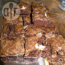 White Russian Brownies