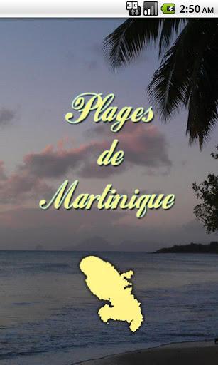 Plages de Martinique