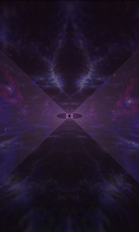 Runner in the UFO - Visualizer Screenshot 16