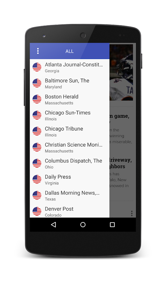 World Newspapers PRO Screenshot 7