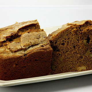 Pumpkin Tea Cake