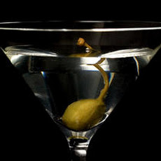 Filthy Martini Recipe