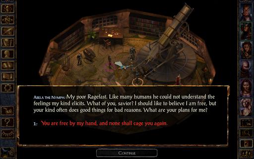 Baldurs Gate Enhanced Edition - screenshot