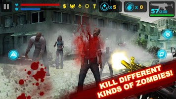 Screenshot of Zombie Frontier