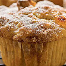 Banana-Walnut Muffins