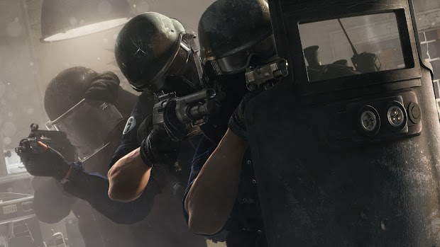 Rainbow Six: Siege's single player is still taking form