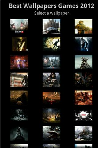 Best videogame wallpapers 2012