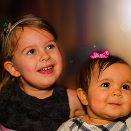 The loves & lights of my life by Mark Moritz - Babies & Children Child Portraits