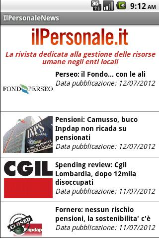 IlPersonale News