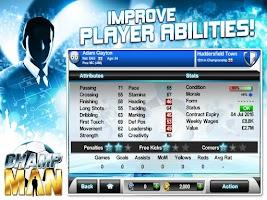 Screenshot of Champ Man